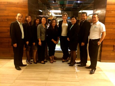 DoubleTree Kuala Lumpur Staff & Care Committee | #DTour @mjtam