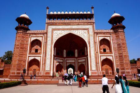 Taj Mahal - India | #DTour @mjtam